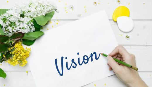 「ビジョンを描くワークショップ」ー理想の未来をアップデートし続けることで、現実が加速するー
